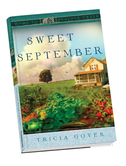 Sweet September Book Cover